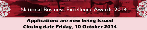 The National Business Excellence Awards 2014