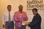 High Commissioner designate of Kenya Visits the National Chamber