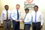Norwegian  Official  Visits  the  Chamber