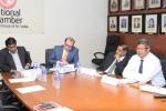 National  Chamber  Hosts  the UAE Ambassador
