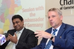 "National Chamber Hosts the German Ambassador  at ""Meet the Ambassador ""Program"