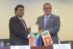 National Chamber Hosts the South African High Commissioner