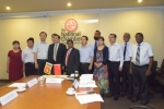 Chinese Delegation from China Council for the Promotional of International Trade (CCPIT) Visits the Chamber.
