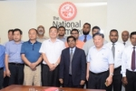 National  Chamber of Commerce  Hosts  a  Chinese  Delegation