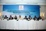 56TH ANNUAL GENERAL MEETING OF THE NATIONAL CHAMBER OF COMMERCE OF SRI LANKA