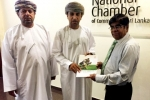 Omani Chamber of Commerce delegation Visit the Chamber