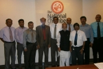 Bangladesh Delegation Visits the National Chamber