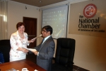 National Chamber Signs MOU with Belrusian Chamber of Commerce & Industry