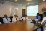 "Briefing Session on"" Commonwealth Business Forum (CBF)"""