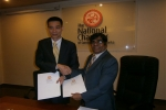 National Chamber Signs MOU with CCPIT , China
