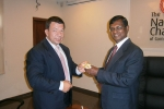 Meeting with Ambassador of the Czech Republic to Sri Lanka