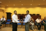 Farewell Felicitation to Former Secretary General/CEO
